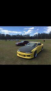 Nissan Silvia 200sx ADM - p plate legal Fairfield West Fairfield Area Preview