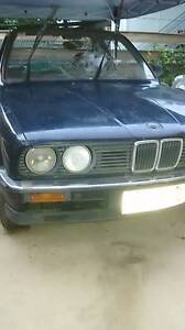 1985 BMW M3 Convertible Nightcliff Darwin City Preview