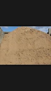 Packing sand 7m3 delivered for $260! Pools etc Melton West Melton Area Preview