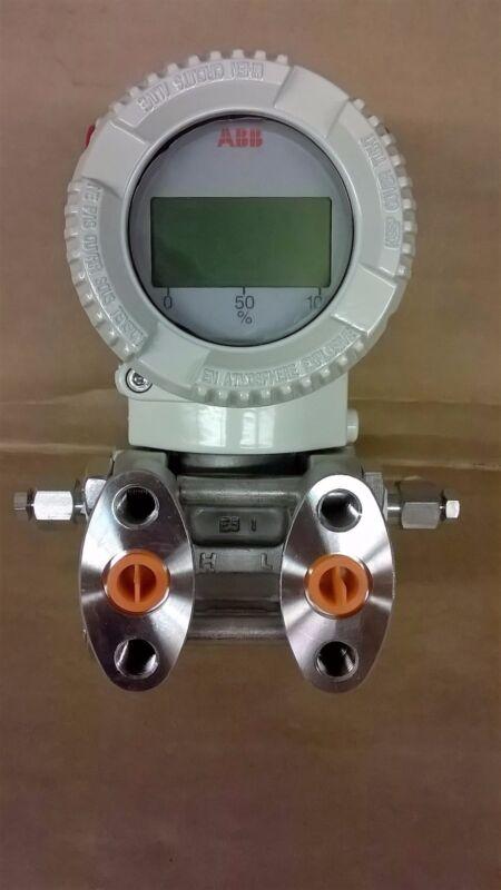 ABB 264DSBSHA2A1V2E6L1B1N2 HART Differential Pressure Transmitter
