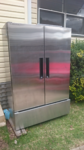 Skope upright commercial refrigerator 4 door Camden Camden Area Preview