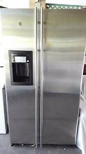 GE 692L stainless steel refrigerator ice water dispenser, good co Wantirna South Knox Area Preview