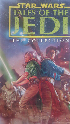 Star Wars: Tales of the Jedi: The Collection