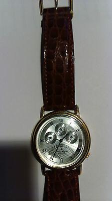 JACQUES LEMANS Nr.492 - Armbanduhr - Rarität von 1994 - 3 Weltzeituhren! for sale  Shipping to South Africa