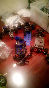 Petrol remote control cars and parts Hamersley Stirling Area Preview