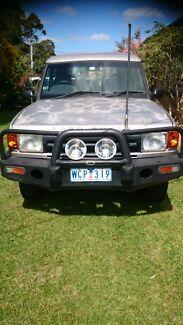 1995 landrover discovery V8 manual dual fuel Pakenham Cardinia Area Preview