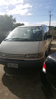 Toyota Tarago $3000 Mansfield Park Port Adelaide Area Preview