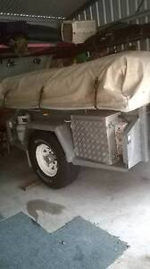 Up n go camper trailer Chinchilla Dalby Area Preview