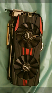 Asus R9 290 4GB GPU Graphics Card mining Figtree Wollongong Area Preview