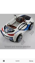 BMW i8 Inspired Kids ride on 12V Car BRAND NEW IN THE BOX Baulkham Hills The Hills District Preview