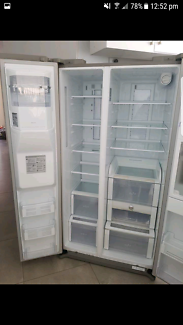 LG fridge and freezer in excellent condition