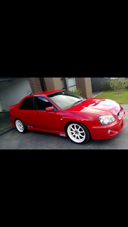 2004 Subaru Impreza RX 2.5
