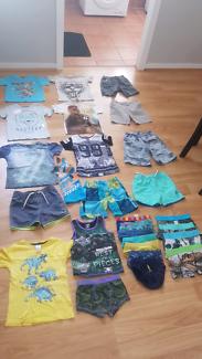 Boys Winter & Summer Bundles size 4