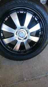 20 inch wheels Mount Warren Park Logan Area Preview