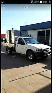 Holden rodeo LX v6 2001/ REG & RWC. Aitkenvale Townsville City Preview