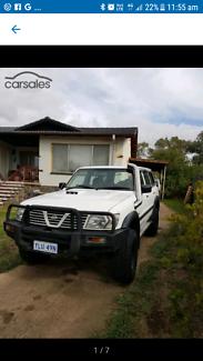 Nissan Patrol 3.0L GU DX