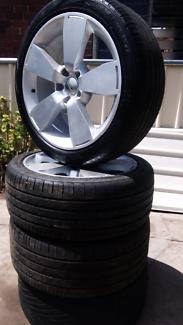 "BA GTP 19"" replica wheels"