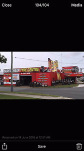 No 1 cheep tyre center Redcliffe Redcliffe Area Preview
