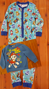 Paw Patrol onesie & jumper Brighton Brisbane North East Preview