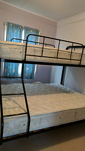 Bunk Bed and matressses excellent condition Rosebud West Mornington Peninsula Preview