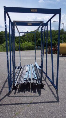 Inca Metal Products  Rack Conveyor Model Unknown