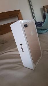 IPhone 7 Plus 256GB *Gold* Brand New! (SEALED) Unlocked *BARGAIN* Parramatta Parramatta Area Preview
