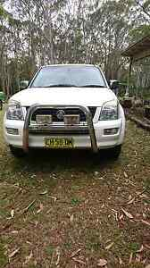 Holden Rodeo Duel cab 2004 4/4  v6 manual  5/17 reg. Weston Cessnock Area Preview