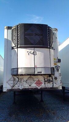 2007 Great Dane 53 Reefer Trailer W Carrier Xtc Unit R54367