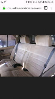 WANTED VC SL/E SLE GREY INTERIOR TRIM SEAT SEATS Cessnock Cessnock Area Preview