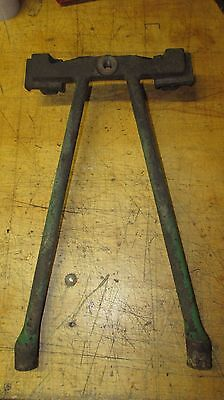 John Deere 2010 Tractor Front Implement Attaching Support