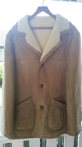RM Williams Sueded Sheepskin Coat Kendall Port Macquarie City Preview