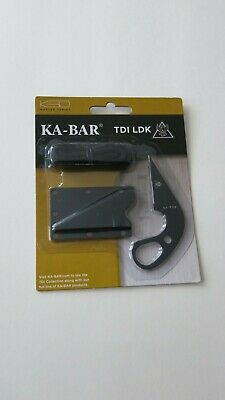 KA-BAR TDI LDK Law Enforcement Last Ditch Knife KA1478 Last Ditch Knife