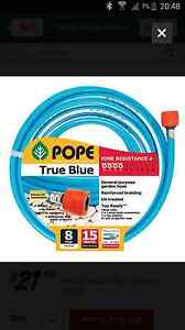 Pope 12mm x 15m True Blue Garden Hose with nozzle Botany Botany Bay Area Preview