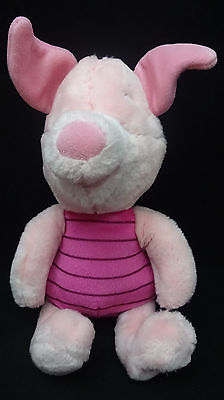 Piglet Winnie the Pooh and Friends Pink Disney Store Exclusive Plush 12
