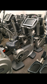 Technogym Excite Touchscreen TV 700 Upright ( $9,000 when new)