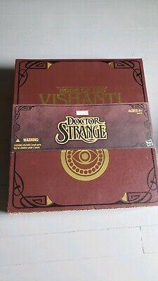 Marvel Legends SDCC Book of Vishanti Dr. Strange Magik Dormammu Hela Agamotto