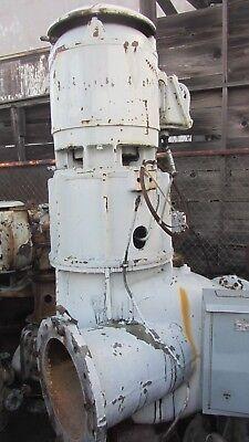 Worthington Circulating Pump Model 18LV15 10000GPM@10psi 50HP 440/360 700RPM