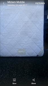Queen mattress St Clair Penrith Area Preview