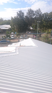 Roofing carpentry work. Patios pergolas timber decking. Pacific Pines Gold Coast City Preview