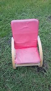 Kid rocking chair (need new cover) Carrum Kingston Area Preview
