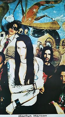 Marilyn  Manson poster (almost gone!!!)