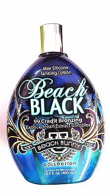 Beach Black 99X Bronzer Indoor Tanning Lotion by Brown Sugar Tan Inc. Tan Asz U