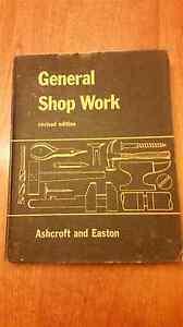 Livre General shop work