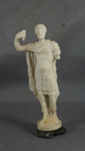 Antique marble like statue Roman Emperor Hadrian Antoninus Marcus Aurelius