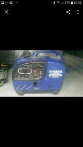 Wanted: Yamaha or honda inverter generators wanted