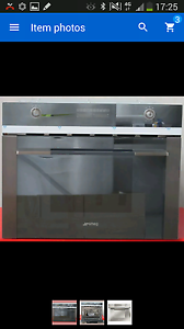 Smeg micro grill oven Shell Cove Shellharbour Area Preview