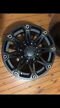 16x8 mag wheels ( multi 4 stud ) Swap for go pro4, go pro3 Alexandria Inner Sydney Preview