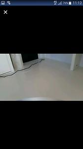 2 x White corner desks Essendon Moonee Valley Preview