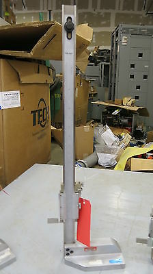 Mitutoyo Height Gage 18 Inch- Stock T124