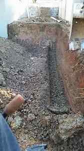 Tipper hire excavation hire concrete removal landscaping granny f Belmore Canterbury Area Preview